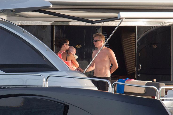 #KimiRaikkonen #Raikkonen #RobinRaikkonen #MinttuVirtanen #RaikkonenFamily #f1 on holiday somewhere in the Mediterranean. (Menorca-Mallorca-Ibiza) (august 3-8. 2015) photo4
