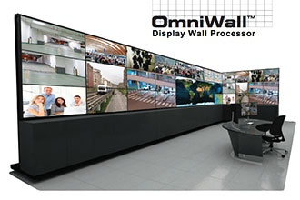 New OmniWall Display Processor from RGB Spectrum Will Debut at #InfoComm13