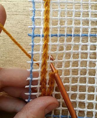 How to surface crochet from @stitchstory ༺✿ƬⱤღ  https://www.pinterest.com/teretegui/✿༻