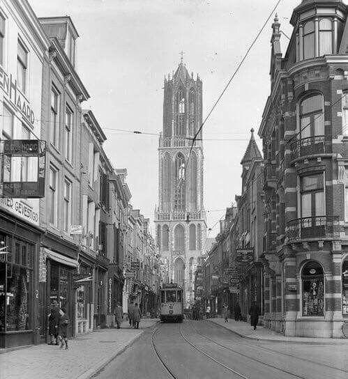 ZoWasUtrecht: Zadelstraat 1935