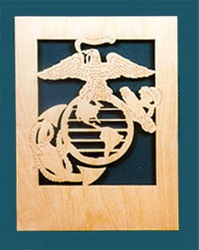 USMC Emblem Plan