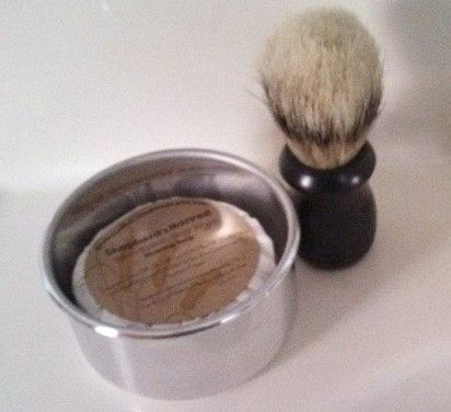 Shaving Supplies - Shepherd's Harvest