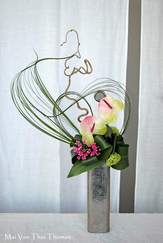 Ikebana Ikebana Pinterest Ikebana Flower