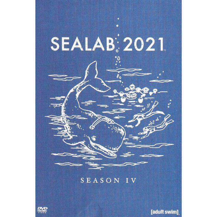 Sealab 2021:Season 4 (Dvd)