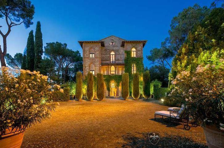 http://www.leotrippi.com/en/luxury-villas/italy/sienna/sien2675.html #luxury villa in #Tuscany