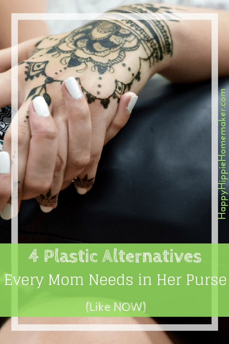 4 Plastic Alternatives Every Mom Needs in Her Purse (Like, Now) - Happy Hippie Homemaker