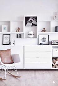 T.D.C: Interior Styling | Scandinavian Shelving Systems