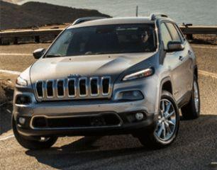 2014 Jeep Cherokee Wins Best SUV Award in Canada