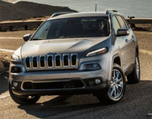 2014 Jeep Cherokee Wins Best SUV Award in Canada