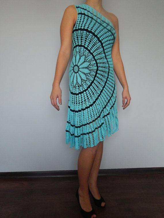 Flower Power dress by JoannaFashion