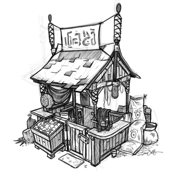 Isaac Orloff Illustration