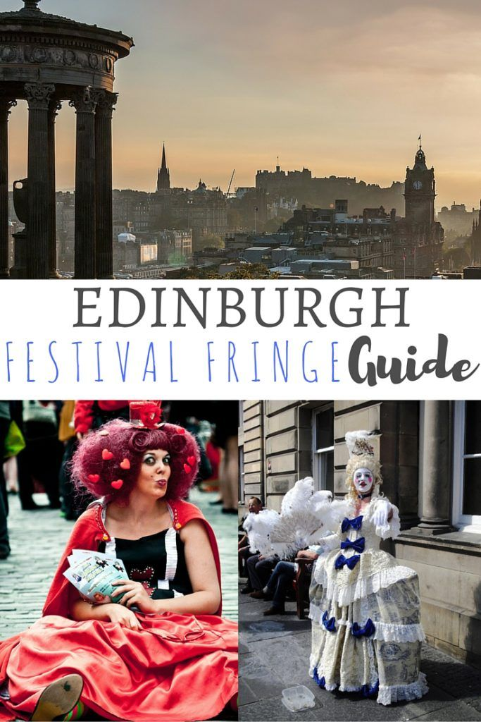 Your quick Edinburgh Festival Fringe guide to the world's largest arts festival covers venues, accommodation, shows, and freebies.