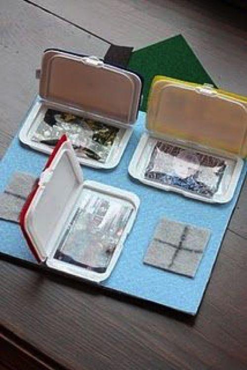 Tavola delle attività Montessori 10