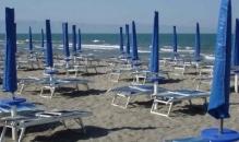 Spiaggia e mare pugliese