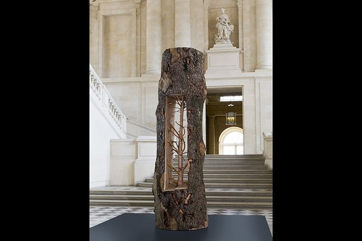17 best images about giuseppe penone on pinterest italian exhibitions and - Giuseppe penone versailles ...