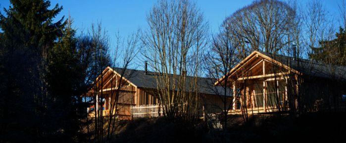 Das Forstgut im Bayerischen Wald bietet Aktiv-Urlaub in Bayern am Arber für Gruppen, Familien und Selbstversorger in Hütten und Ferienhaus zum Mountainbiken, Wandern, Angeln, Jagen.:: Zuhause im Forstgut