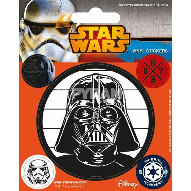 Pack de 5 Stickers Star Wars