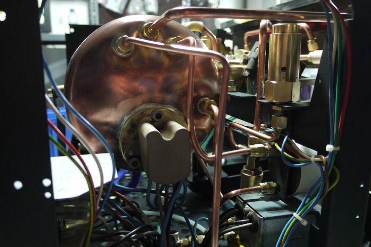 Ανακατασκευή μηχανής espresso Reneka Cafina
