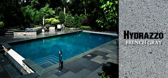 Hydrazzo French Gray Pool In 2019 French Grey Pool
