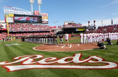 Want to follow the Cincinnati Reds and be a part of the action all season long? Find out how. #reds #cincinnati