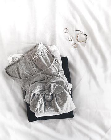 MARLENE #basic #tee by #french #blogger @la_petite_louise <3   $44.90 AUD  http://www.buddhawear.com.au/index.php/shop/marlene-t-shirt-stone/