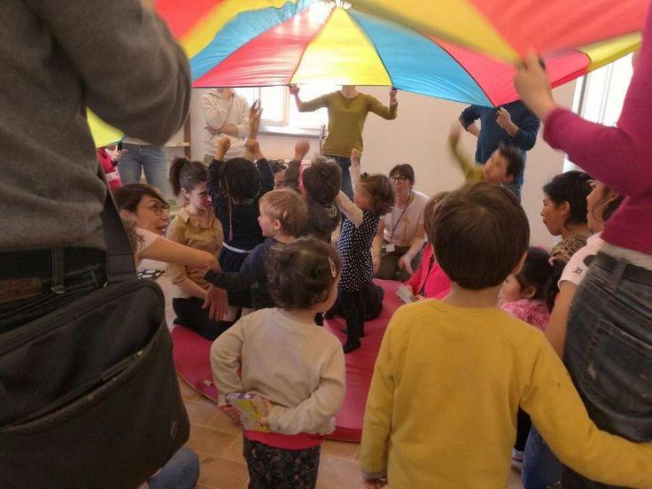 Nati per la musica grande successo di partecipazione ai percorsi dedicati a bambini e genitori