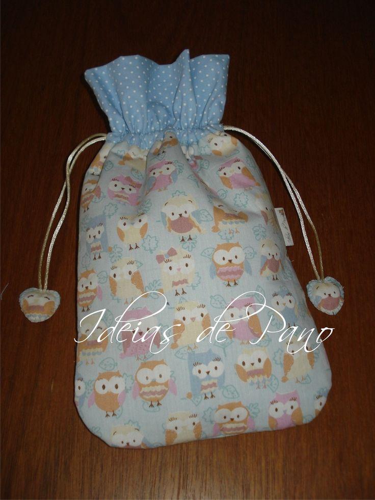 Capa para bolsa termica , tecido 100% algodão, toda acolchoada com manta , bem fofinha para aquecer e aliviar a dor de barriga e ouvido do seu bebê.  NÃO ACOMPANHA BOLSA, caso queira completo + valor da bolsa