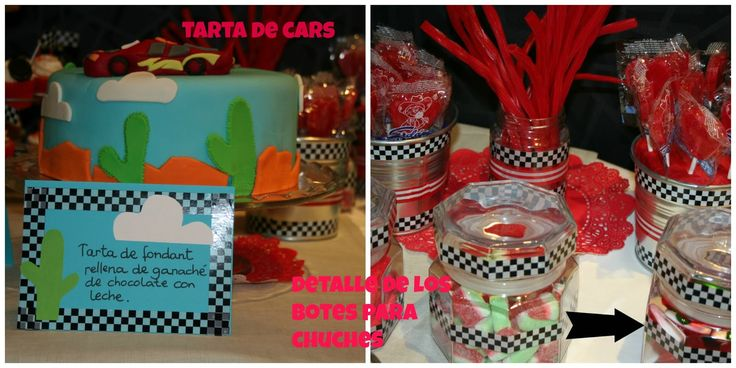Hecho a mano: CANDY BAR DE CARS: Candy Bars, De Cars, Bar De