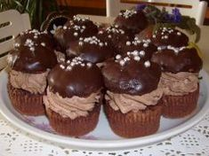 Megőrülnek ezért a Rigó Jancsi muffin receptért! Te kóstoltad már?