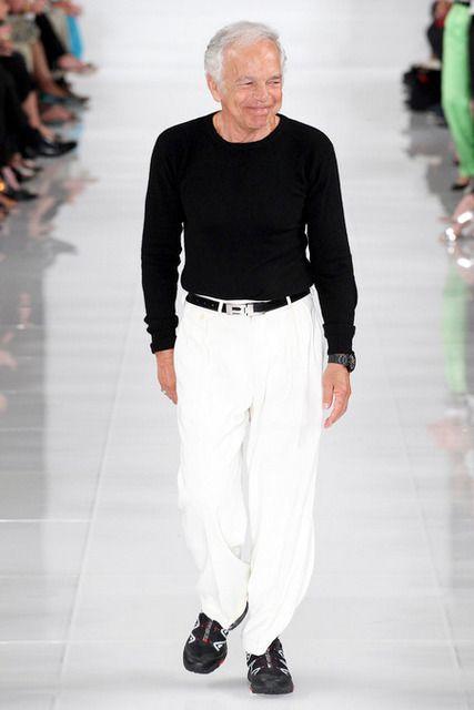 Ralph Lauren -Colección -primavera - verano 2014- Fashion Week Nueva York (4)