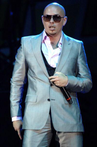 Pitbull: Amazing Rap Singer