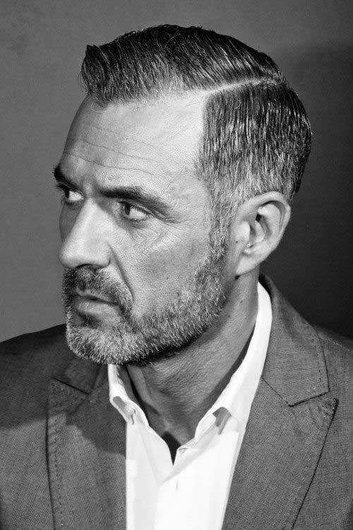 11.Haircut for Older Men