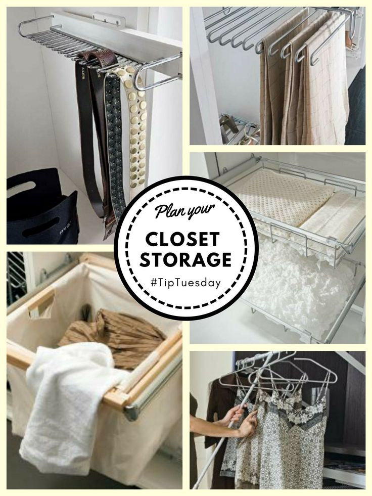 Tip Tuesday - Organizing your bedroom closets? Here are some great organising accessories and fittings from FIT to help you save space. http://ow.ly/2uIM30eNaaq                 Call us to help with your new bedroom cupboard designs:  ☎️ 072-204-4837 info@ergodesigns.co.za  Visit our website for more inspiration:  www.ergodesigns.co.za