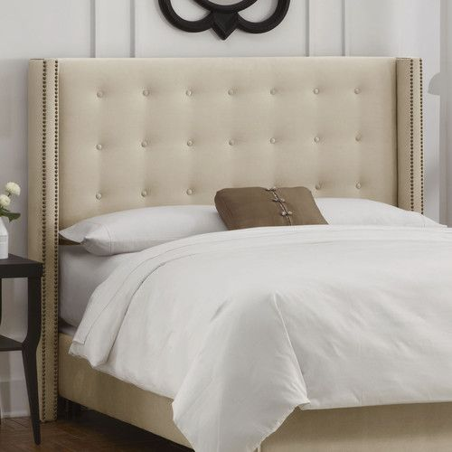 35 Best Images About Upholstered Headboards On Pinterest