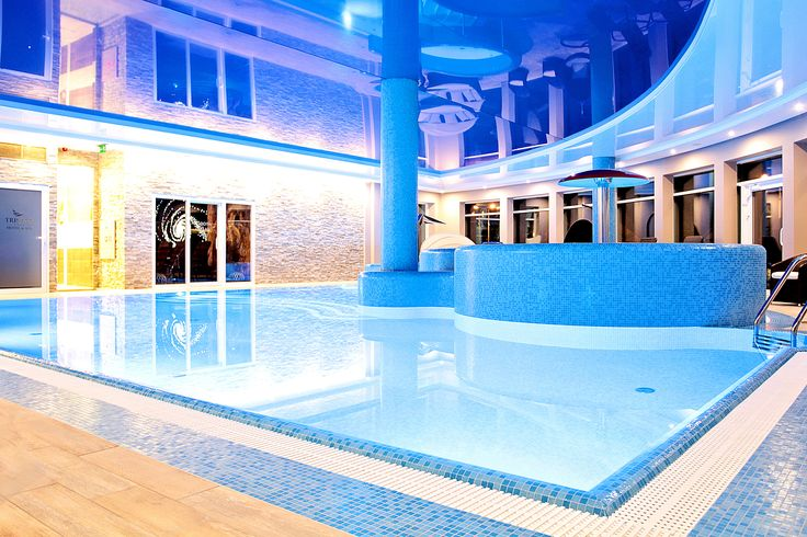 Indoor pool #spa #wellness #hotel #relax #pool