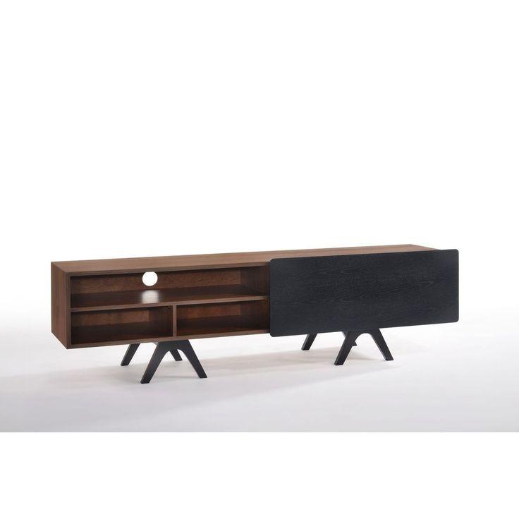 Scandinavian Danish Retro Modern TV Cabinet Entertainment Unit w/ Drawers -MI427