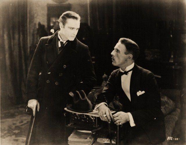 John Barrymore As Sherlock Holmes 1922 In 2021 Sherlock Sherlock Holmes John Barrymore