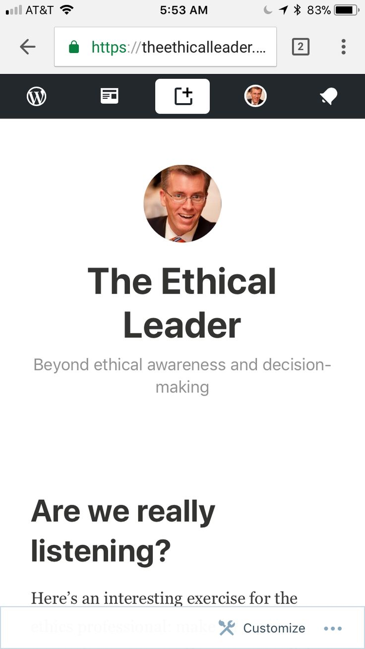 Here's an interesting exercise for the ethics professional: make an approximate count of how many policies, training modules and communication campaigns (posters, CEO message, etc.) have been created by your company to encourage employees to speak up.Then, compare that number to how many policies, training modules and communication campaigns were created to encourage managers to listen up.Chances are, there's a serious disconnect.What a wonderful opportunity for 2018!