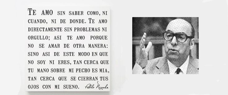 Pablo Neruda, poeta chileno.
