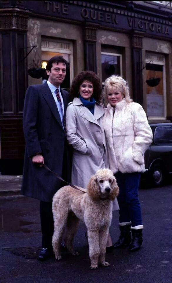 The Watts Family: Den, Angie, Sharon & Roly.