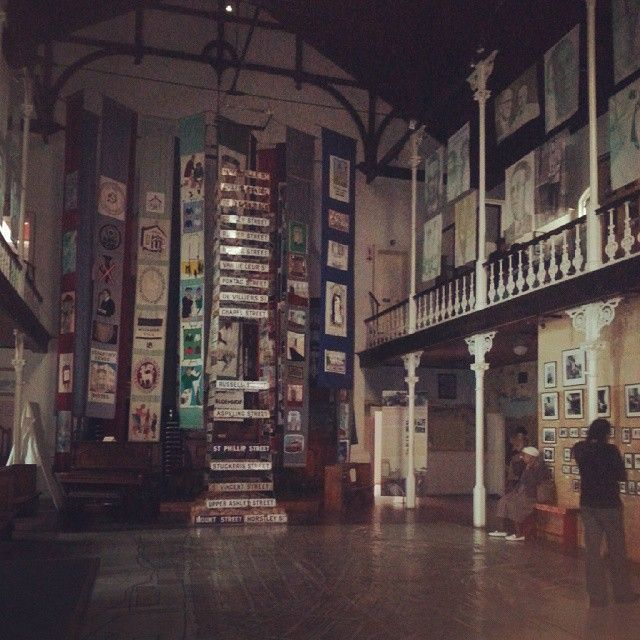 District Six Museum in iKapa, Western Cape