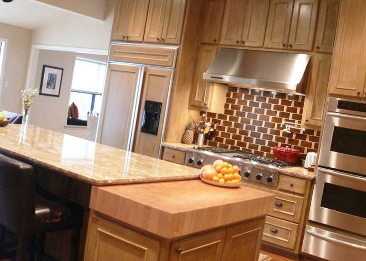 35 best images about Ideas for the House on Pinterest Rustic kitchen island, Countertops and ...