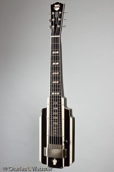 National New Yorker lap steel guitar