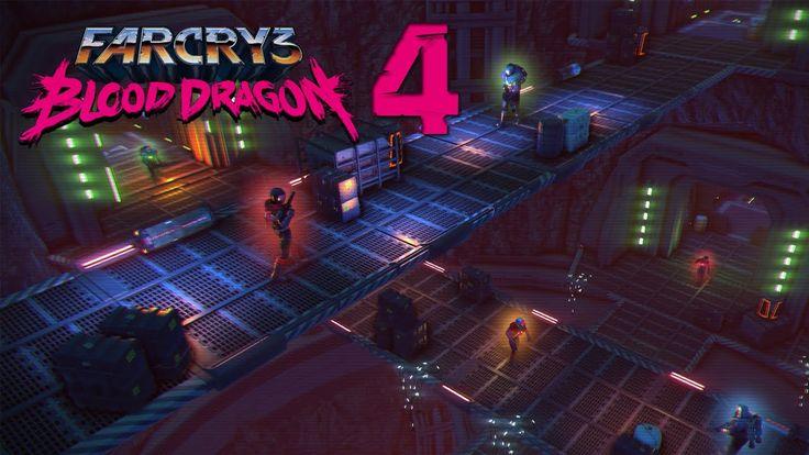 Blow Stuff Up ! Its Fun  !-Far Cry 3 : Blood Dragon[#4]