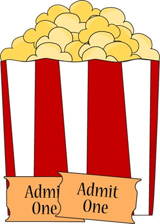 17 Best images about Movie Night Party on Pinterest | Clip art ...