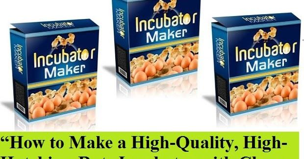 http://ift.tt/2qU6feR ==>Incubator Maker Review / Incubator Maker Review - How To Make An Egg Incubator CHEAP and EASY!!!Incubator Maker Review : http://ift.tt/2qyoZgL  How to Make a High-Quality High-Hatching-Rate Incubator with Cheap Parts...Quickly and Easily Incubator Maker will teach you... How to make an incubator with a high hatching rate = comparable to industrial incubators. Humidity Management - how to manage the humidity of your incubator like high-end professional hatcheries…