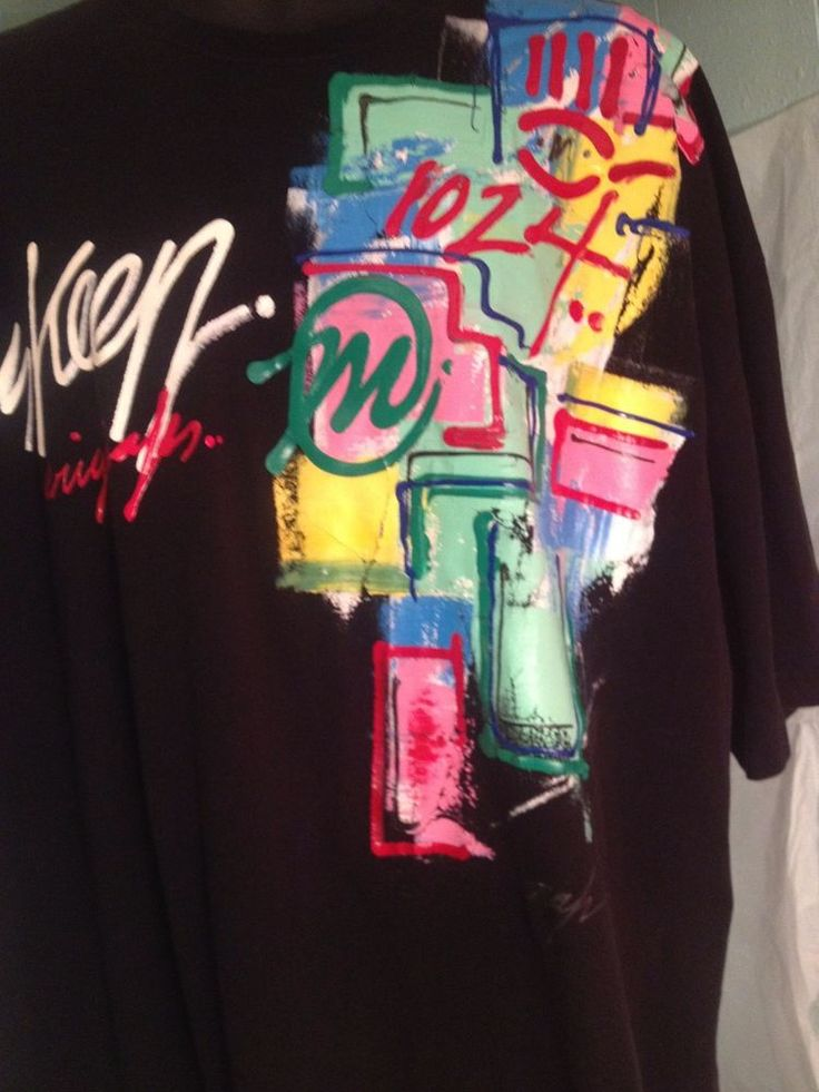 Miskeen Originals 3xl Handpainted Urban Hip Hop Luxe Tee