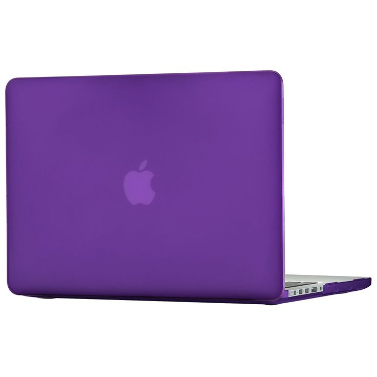 "Amazon.com: Speck Products 86406-6010 SmartShell Case for MacBook Pro 15"" with Retina Display, Wildberry Purple: Computers & Accessories"