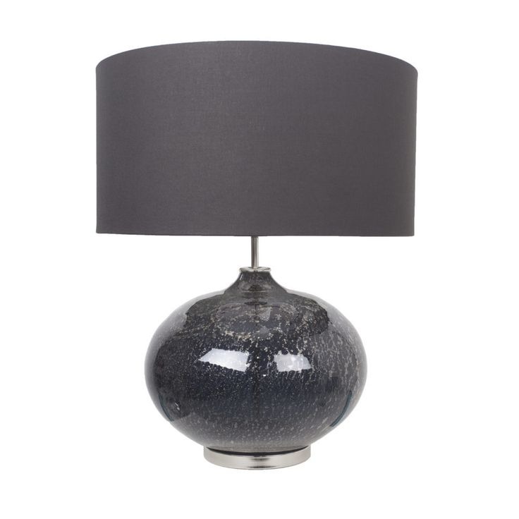 MARMORE Tafellamp Black – Zwart