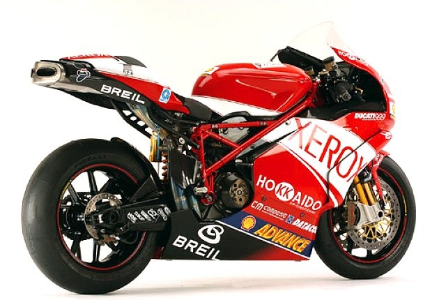 Ducati 999 Xerox....amazing bike